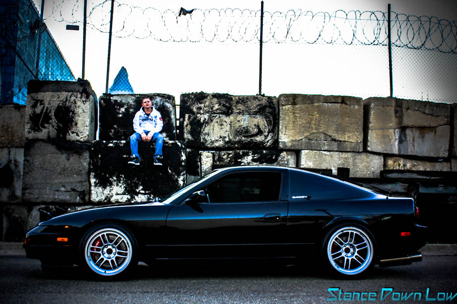 Img on 1992 Nissan 240sx
