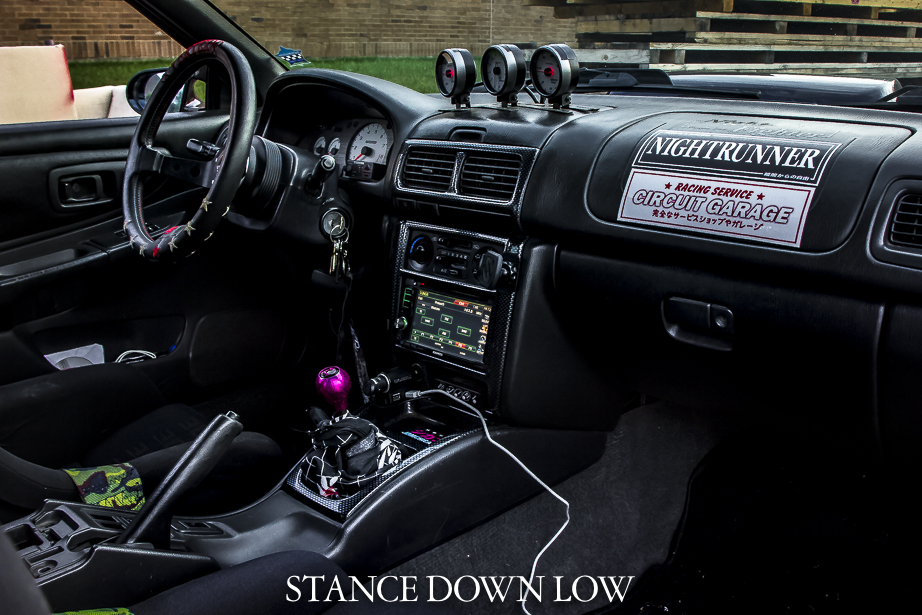 Stance Down Low | Planted | Mike's GC8